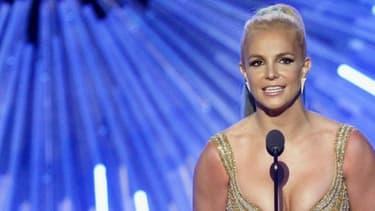 Britney Spears, le 30 août 2015