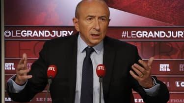 Gérard Collomb, sur RTL, ce dimanche