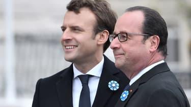Emmanuel Macron bénéficie d'une conjoncture bien plus favorable que François Hollande