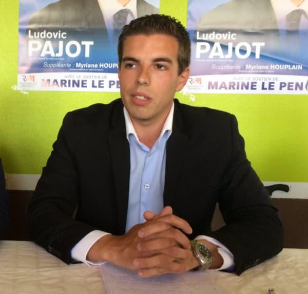 Ludovic Pajot.