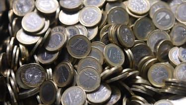 Des pièces de 1 euro
