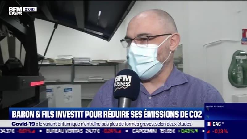 Impact : Baron & Fils investit pour réduire ses émissions de CO2, par Cyrielle Hariel - 13/04
