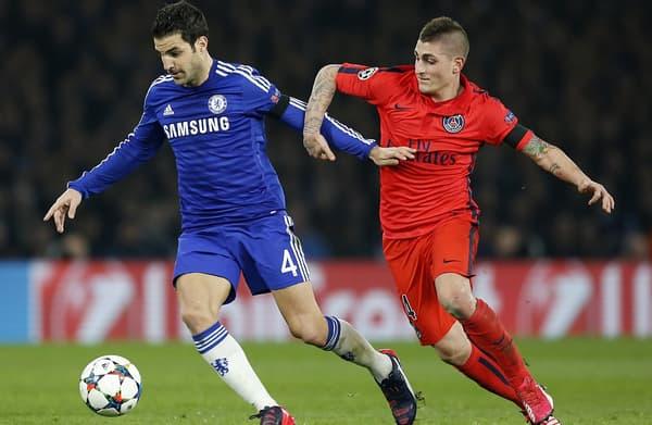 Chelsea-PSG 2015
