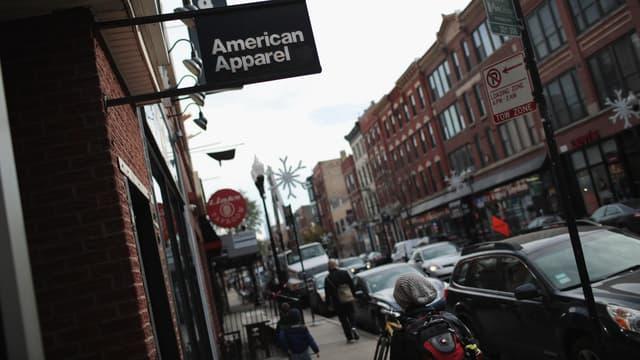 Clap de fin pour American Apparel. Les 227 magasins vont fermer.