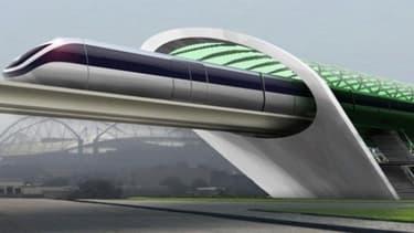 Le PDG de DP World Group, Sultan Ahmed Ben Sulayem, va obtenir un siège au conseil d'administration de Hyperloop One.