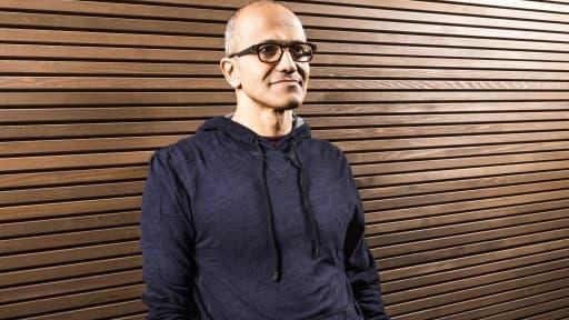 Satya Nadella va remplacer Steve Ballmer à la tête de Microsoft.