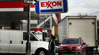 La compagnie pétrolière américaine ExxonMobil demande à Donald Trump de respecter l'accord de Paris sur le climat. (image d'illustration)