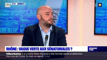 """Élections sénatoriales dans le Rhône: """"notre ambition, c'est de gagner 3, voire 4 sénateurs"""""""