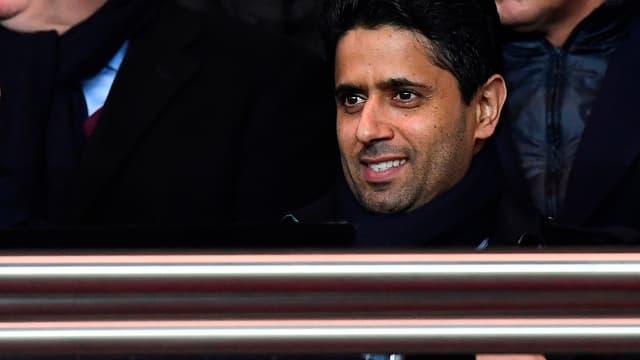 Nasser Al-Khelaïfi (PSG)