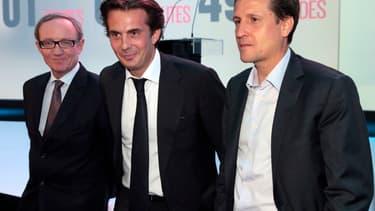 En raison du rafraîchissement des rapports avec Bertrand Meheut, certains spéculaient sur un remplacement de Rodolphe Belmer par Yannick Bolloré