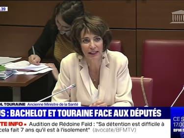 """Marisol Touraine: """"J'ai maintenu l'idée qu'il fallait avoir des stocks importants, pas seulement pour les masques"""""""