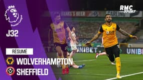 Résumé : Wolverhampton 1-0 Sheffield – Premier League (J32)