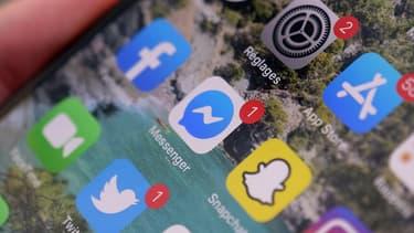 FaceTime, WhatsApp et Skype pour consulter son psy (photo d'illustration)
