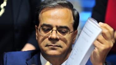Guikas Hardouvelis, le ministre grec des Finances, veut profiter de ces trois jours pour accroître la crédibilité de la Grèce.