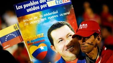 Hugo Chavez, président du Venezuela pendant quatorze ans.
