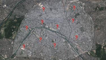 Paris regorge d'immeubles mystérieux.