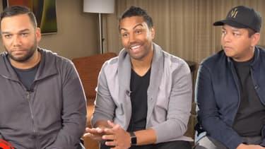 """Les 3T, interviewés dans """"Balance ton Post"""""""