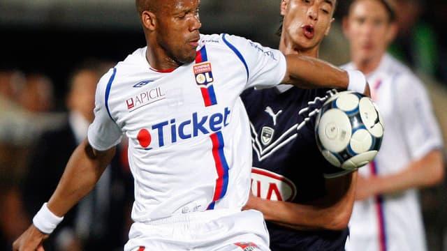 Jean-Alain Boumsong ne disputera pas la finale de la C1.