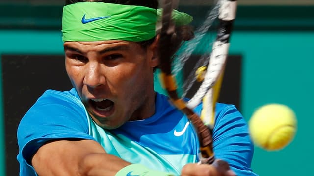 Rafael Nadal s'est qualifié pour sa cinquième finale à Roland-Garros