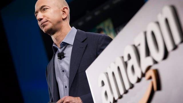 Jeff Bezos, le PDG d'Amazon, n'a plus la confiance des investisseurs
