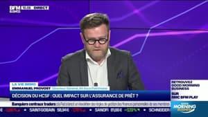 Emmanuel Provost (Afi Esca Patrimoine) : Décision du HCSF, quel impact sur l'assurance de prêt ? - 20/09