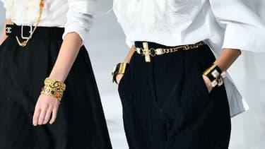 Le dernier défilé Chanel en mars 2020, présentant la collection de prêt à porter automne-hiver.