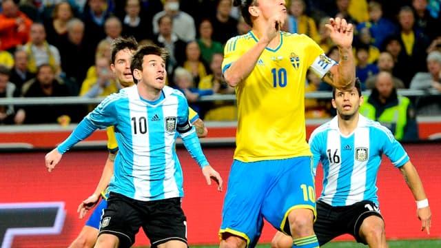 Messi-Zlatan
