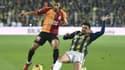 Le milieu de terrain de Galatasaray, Younès Belhanda