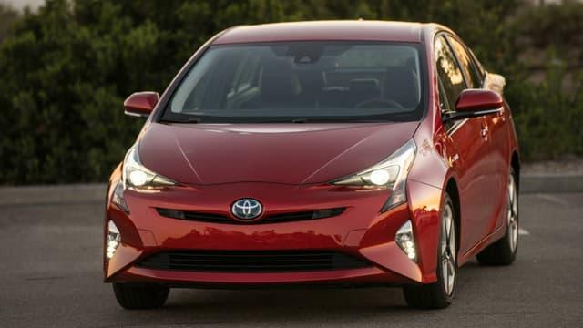 La technologie de phares à Led adaptatifs fait de la Toyota Prius le véhicule le plus sûr pour rouler de nuit aux Etats-Unis, selon l'agence fédérale IIHS.