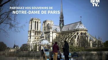 Vos souvenirs de Notre-Dame de Paris.
