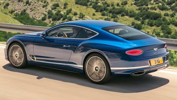 Propriétaire depuis 1998 de Bentley, Volkswagen a lancé la Continental GT en 2003. C'est alors le premier modèle de la renaissance de Bentley, après des années de déshérence.