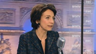 Marisol Touraine, la ministre des Affaires sociales, était l'invitée de BFMTV ce 15 janvier