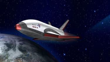 Lancement réussi pour la navette spatiale RLV-TD