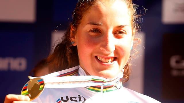 Julie Bresset championne du monde