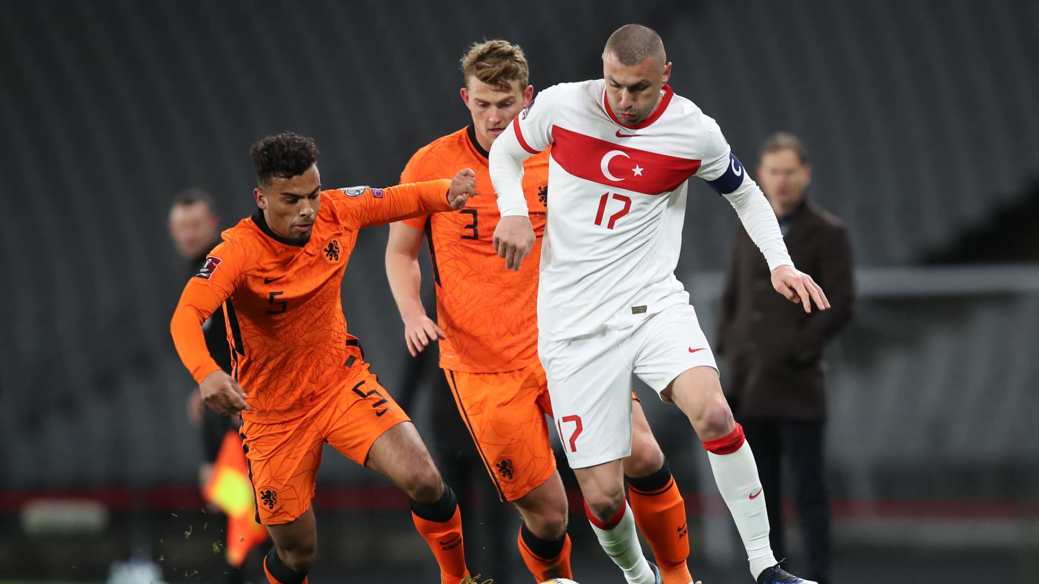 2022 World Cup: spectacular victory for Turkey against the Netherlands,  Yilmaz hat-trick | The Indian Paper