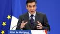 """""""La France est un pays sûr, un pays dans lequel les investisseurs ont confiance et peuvent avoir confiance"""", a déclaré le Premier ministre au lendemain de la décision par l'agence de notation Standard & Poor's d'abaisser la note souveraine française de AA"""