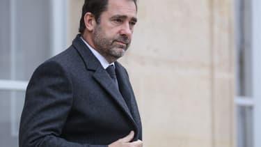 Christophe Castaner quitte l'Elysée le 5 décembre dernier.