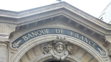 La Banque de France prévoit deux trimestres de croissance positive en 2013