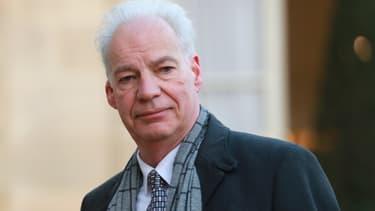 Alain Griset, nouveau ministre délégué aux petites et moyennes entreprises.