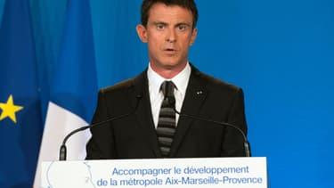 Manuel Valls a rebondi sur les déclarations de Christine Lagarde