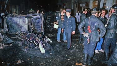 L'attentat de la rue Copernic, perpétré en 1980 à Paris, avait coûté la vie à quatre personnes.
