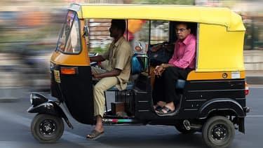 En 2014, l'Inde a crû plus vite que son voisin chinois.