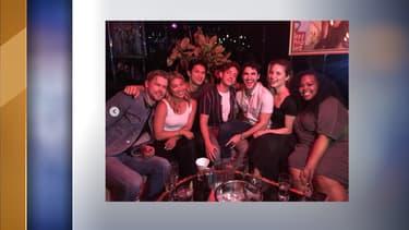"""Les stars de """"Glee"""""""