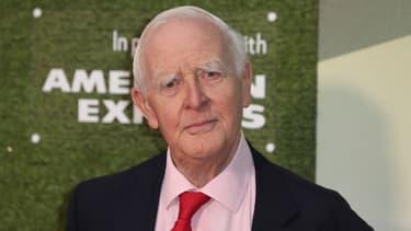 L'auteur britannique John le Carré, à Londres en octobre 2018.