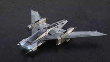 Porsche a dessiné le Tri-Wing S-91x Pegasus Starfighter, un vaisseau spatial pour le prochain Star Wars.