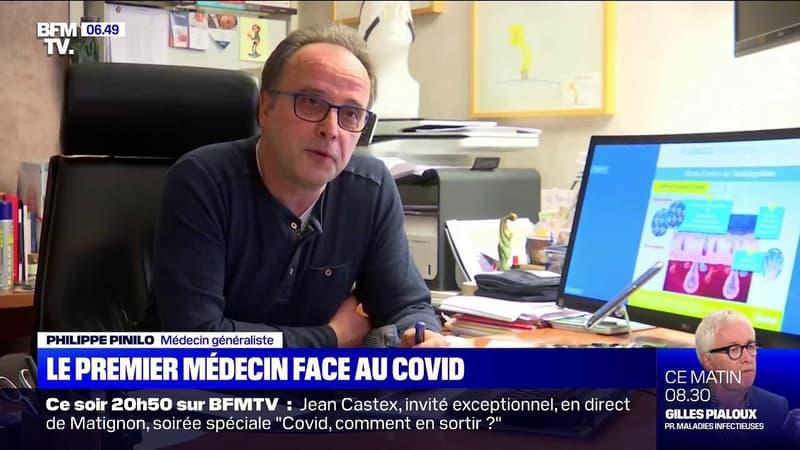 Crépy-en-Valois: le médecin de la première victime française du Covid témoigne un an après