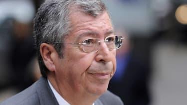 Le maire de Levallois-Perret Patrick Balkany