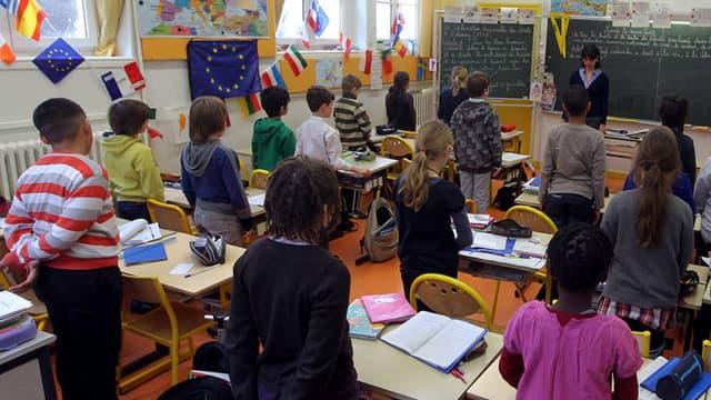 Pour 74% des enseignants, la réorganisation des rythmes scolaires a eu un effet négatif sur les élèves.