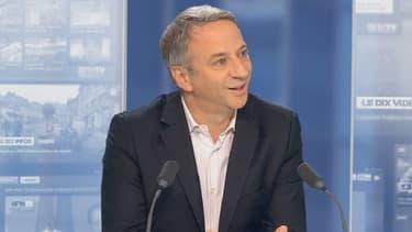 Le député PS Laurent Baumel.