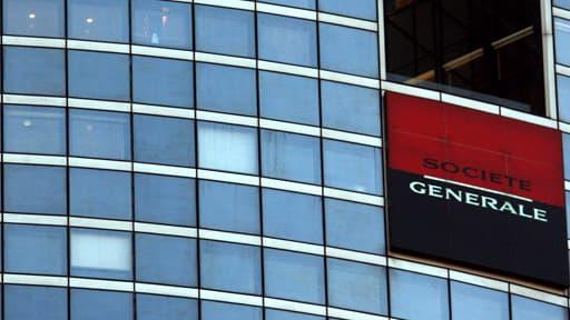 Le PDG de Société générale, Frédéric Oudéa, va toucher un bonus de 1,2 millions d'euros au titre de 2012.